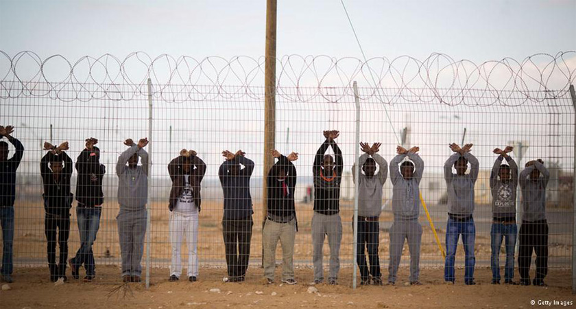 Israel to Deport 40,000 African Refugees Without their Consent