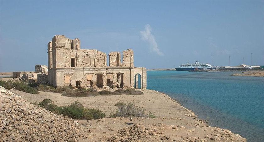Suakin port, Sudan