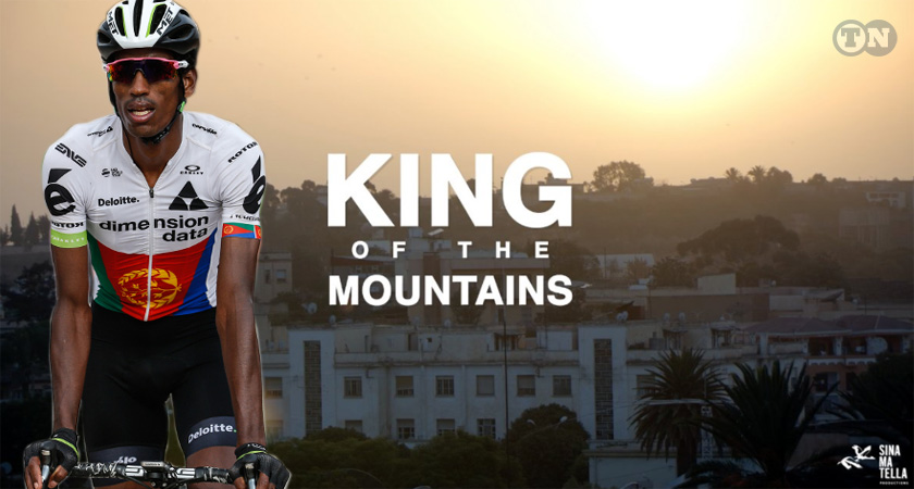 Daniel Teklehaimanot, king of mountain African cycling
