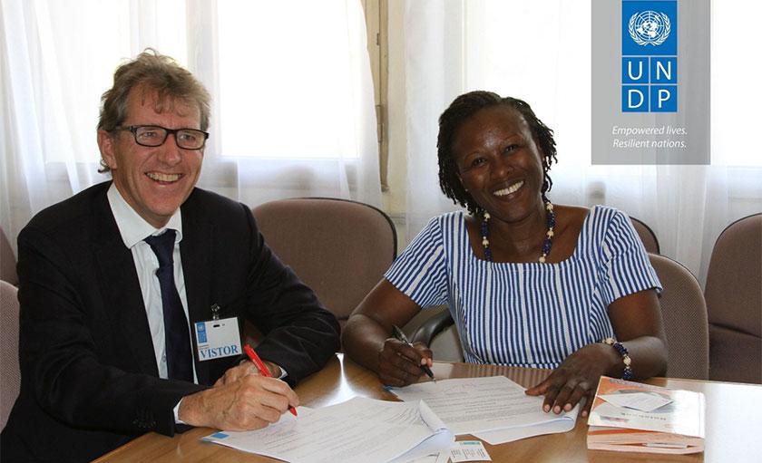 Switzerland pledge US$ 2.1 million to support Eritrea youth in skills development
