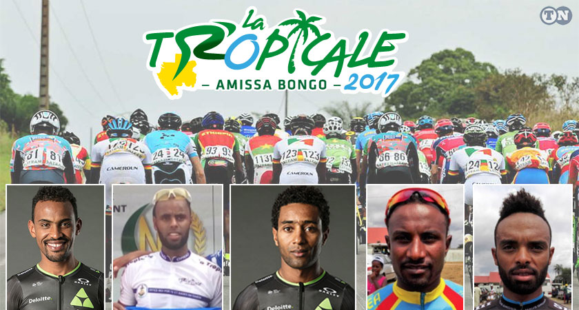 Cycling: 15 Nominees for the 2017 African Cyclist of the Year Trophy
