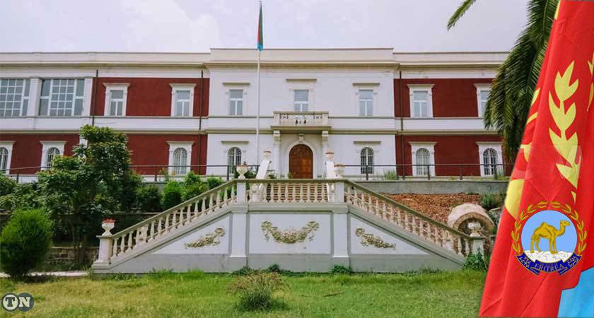 Dutch Action Against Eritrea's Charge d'Affaires is Unwarranted and Unacceptable