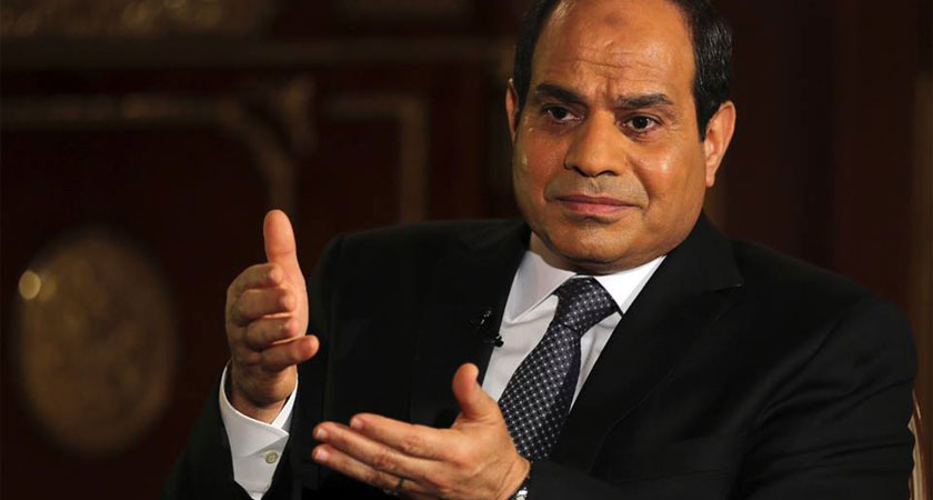 Egypt not willing to enter into war with its brothers