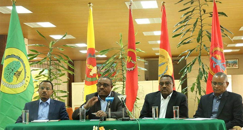 Ethiopia Denies 'All Political Prisoners' to Be Freed, PM 'Misquoted'