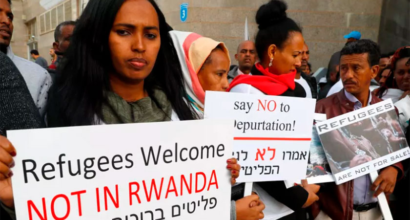Rwanda and Uganda Refuse to Receive African Migrants Deported from Israel