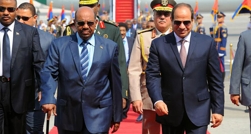 Explaining the crisis between Egypt and Sudan