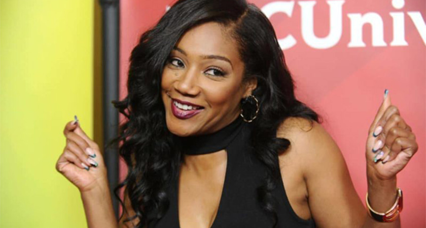 The Last Black Unicorn, Tiffany Haddish, is in Eritrea