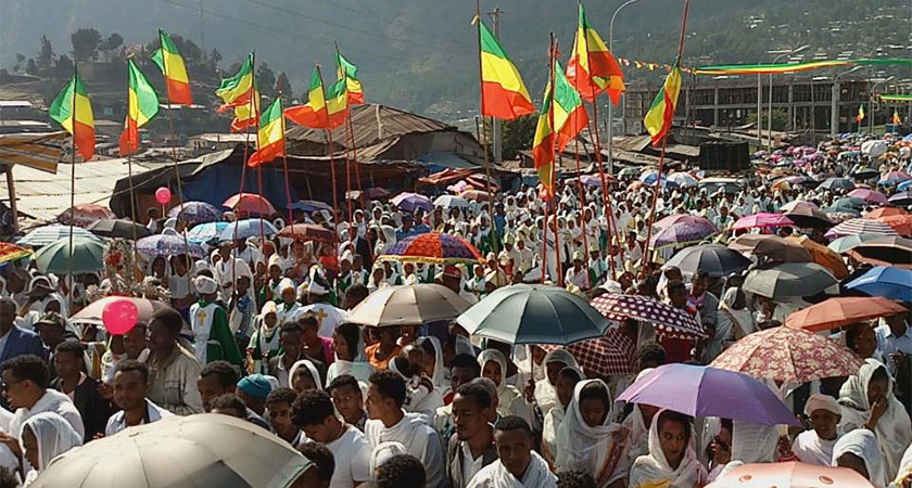 UN Condemns Ethiopian Gov't for the Woldia Epiphany Festival Killings