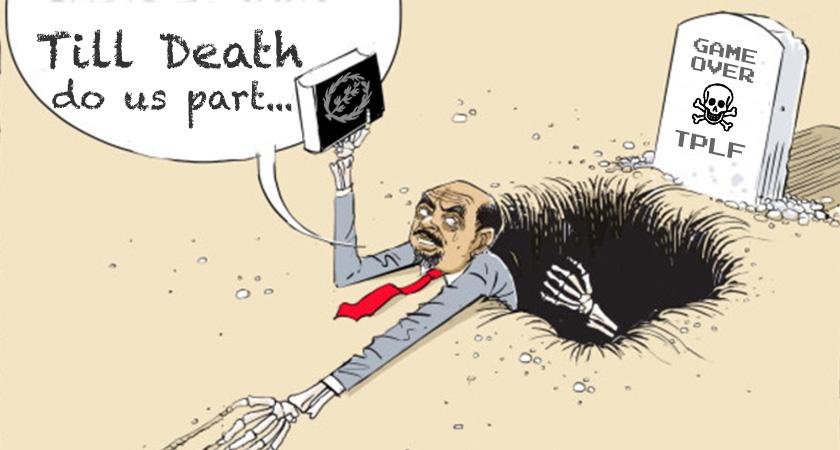 "Ethiopia Orders ""Eritrean Opposition"" Parties Cease Anti-Eritrea Activities"