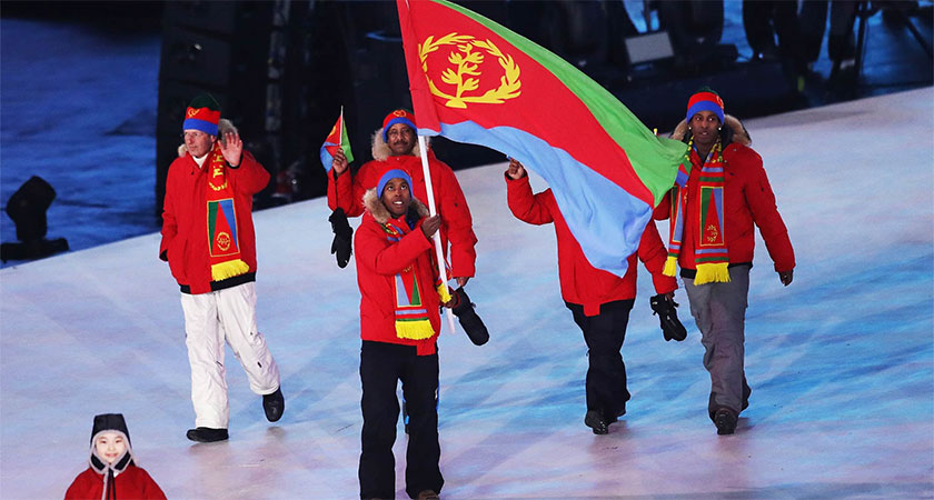 Shannon Abeda: An Olympic Landmark for Eritrea