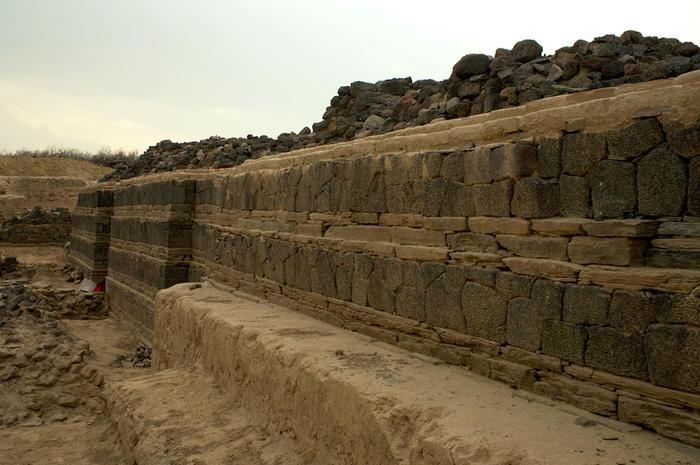 Adulis city excavation