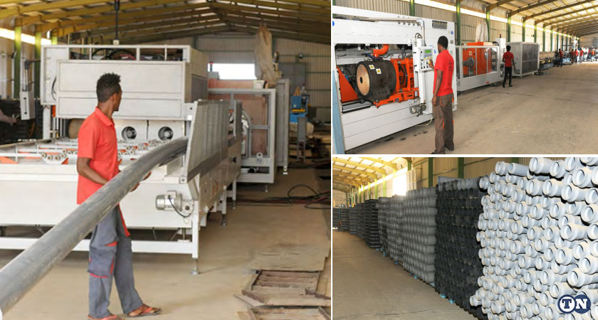 Eritrea: The Massawa PVC Plastic Factory
