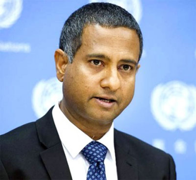 Eritrea's response to UN Special Rapporteur Ahmed Shaheed's action