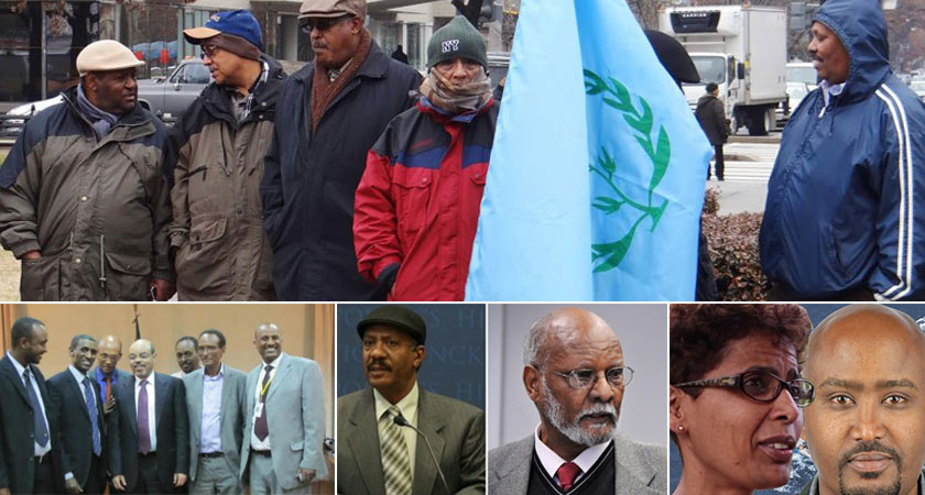 You Are TPLF Woyane, Not 'Eritrean Opposition'