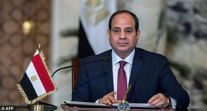 Egypt's Abdel-Fattah al-Sisi Wins Second Term