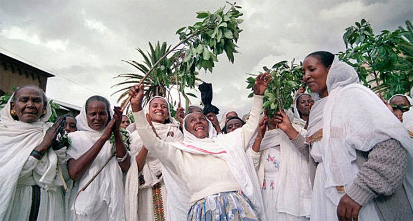 Eritrean Women Symbolize the Nation's Spirit