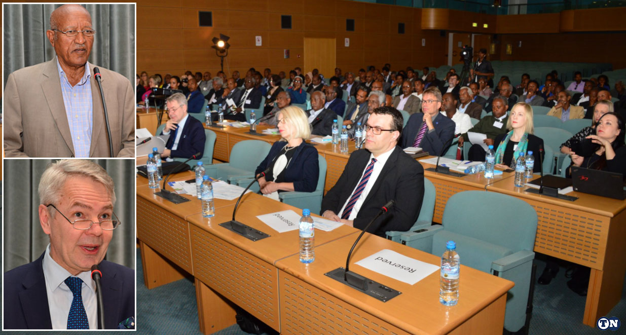seminar to access the progress of cooperation between Eritrea and Finland on Higher Education