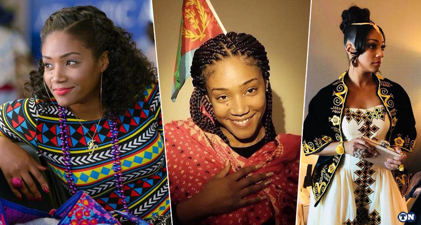 Tiffany Haddish and Eritrea: We Can Go Home and Dance Again