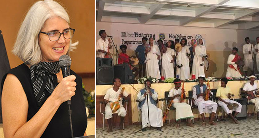 UNESCO Workshop on Safeguarding Intangible Cultural Heritage Held in Eritrea