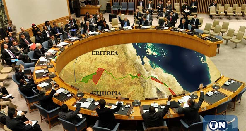 When will the United Nations Security Council shoulder its moral and legal obligations to end Ethiopia occupation