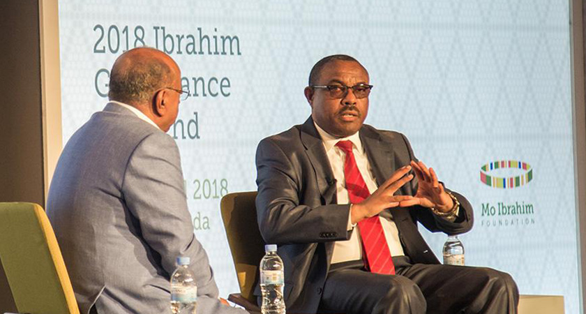 Former Ethiopia Prime Minister Hailemariam chanllenges South Sudan leaders to resign