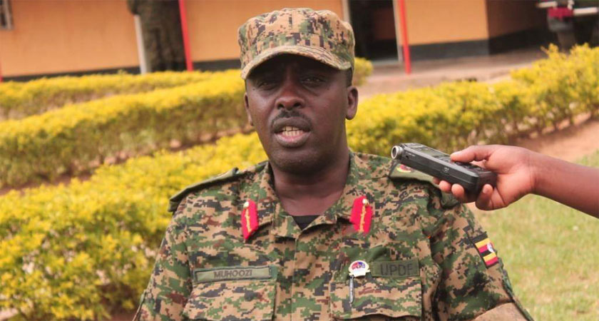 Ugandan Forces Stuck in Somalia, Says Army Chief