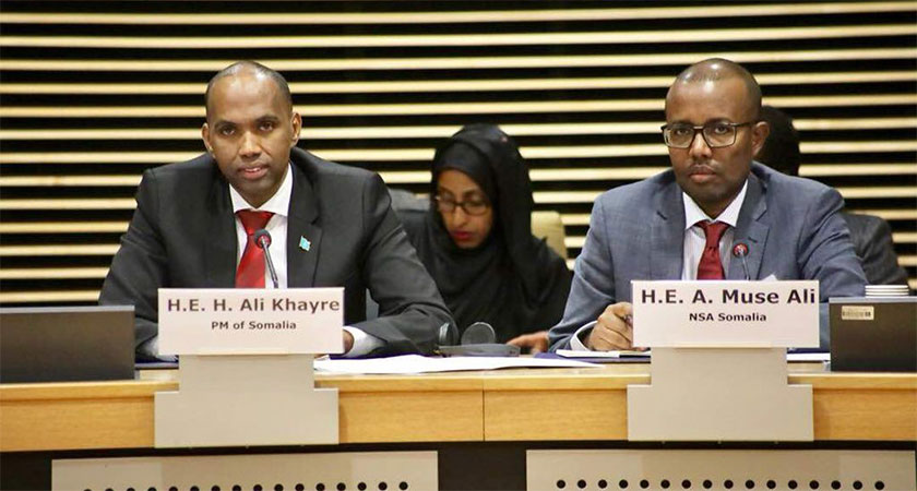 Somalia should accelerate reforms of its fragile army