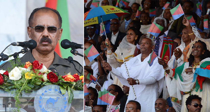 Keynote address by President Isaias Afwerki on the occasion of Eritrea's 27th Independence Anniversary
