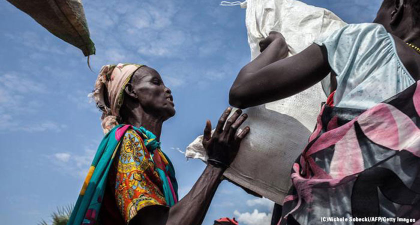Eritrea Reportedly Pledged to Donate 40K tons of Food Aid to South Sudan