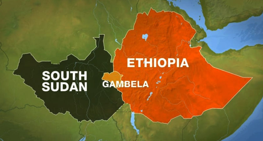 Rebels Using Ethiopian Territory to Launch Attacks, South Sudan Decries