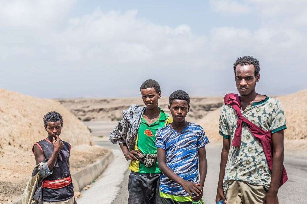 In Libya, we Ethiopians call ourselves Eritreans to get accepted to European asylum system