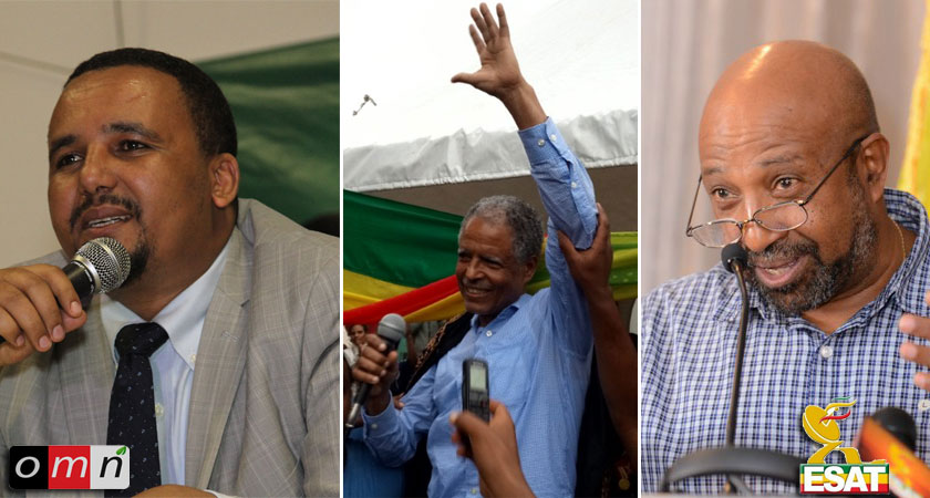 Andargachew Tsige freed, charges against Berhanu Nega, Jawar Mohammed, ESAT and OMN dropped