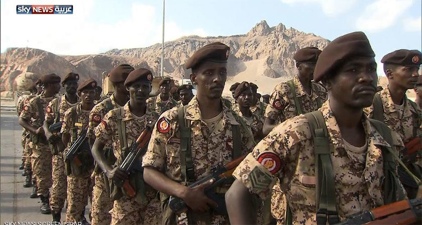 Sudan Assessing Military Participation in Yemen
