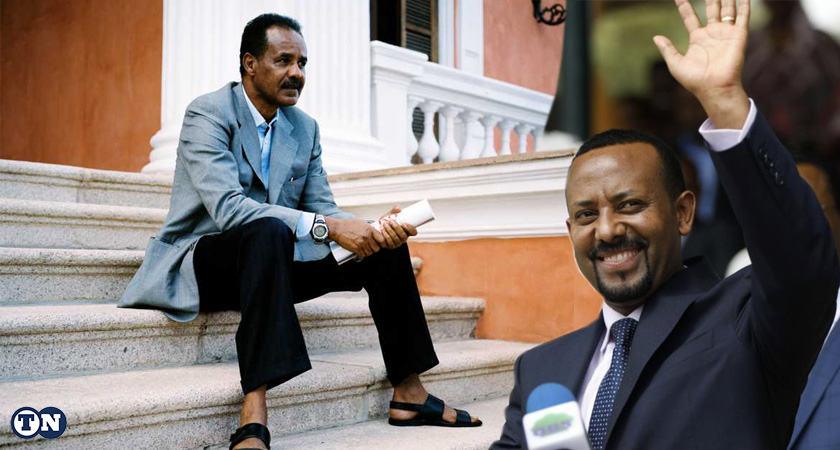 Towards building a lasting peace between Eritrea and Ethiopia.