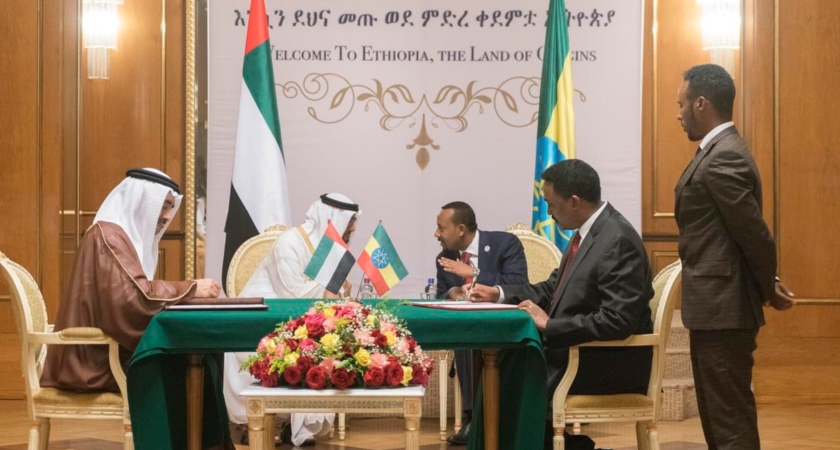 Abu Dhabi fund allocates $3bn aid package to Ethiopia
