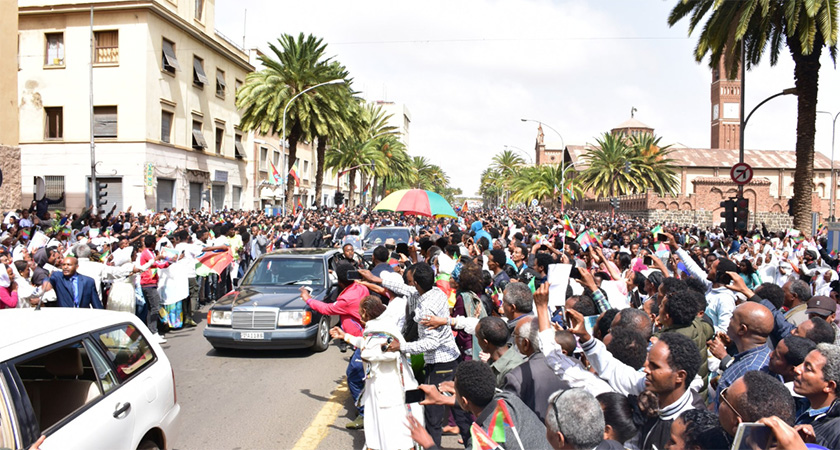 Ethiopia-Eritrea Relation: From Where to Where?