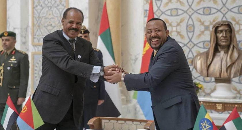 Eritrea and Ethiopia – Towards Stable Peace