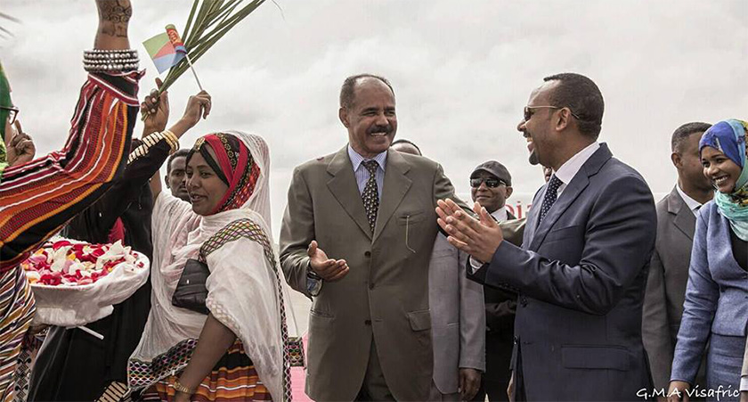 Since the signing of peace and friendship between Eritrea and Ethiopia last June, tremendous progress has been achieved in the Horn of Africa region.