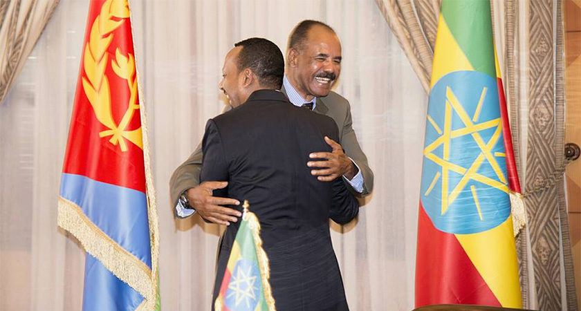 Ethiopia and Eritrea Have a Common Enemy