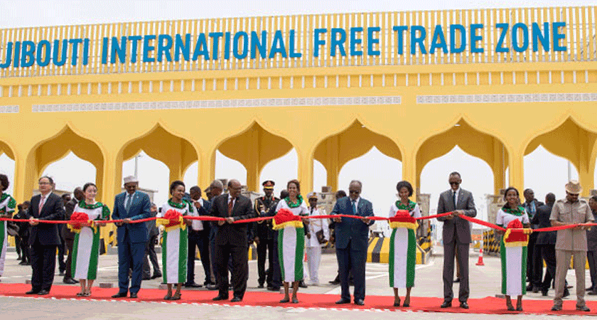Djibouti Inaugurates Africa's Largest Free Trade Zone