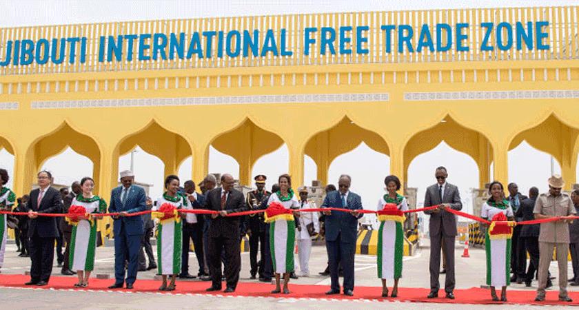 China Unveils $3.5 bln Djibouti Free Trade Zone