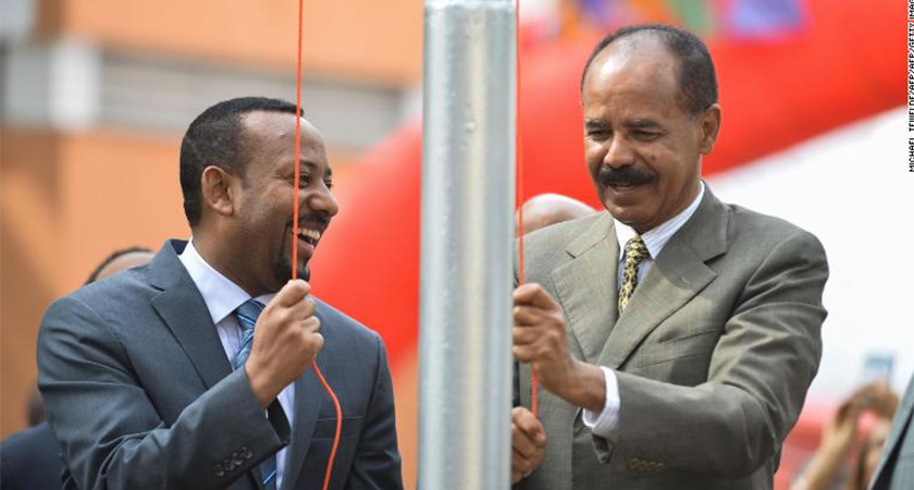 Eritrean Embassy in Ethiopia Reopened