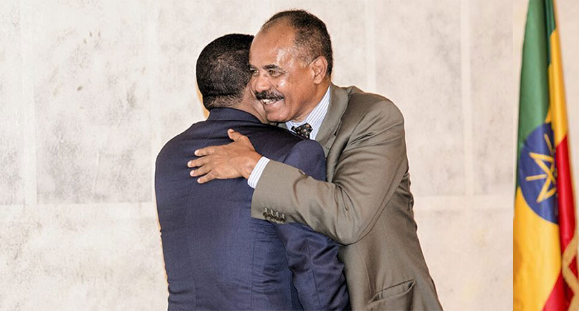 If any, President Isaias and PM Abiy deserve a Nobel Peace Prize for 2018