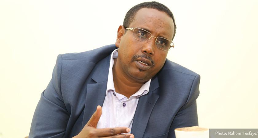 Former president of Ethiopia's Somali region arrested.