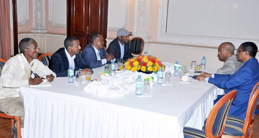 Ethiopia and TPDM Rebels Sign Peace Deal