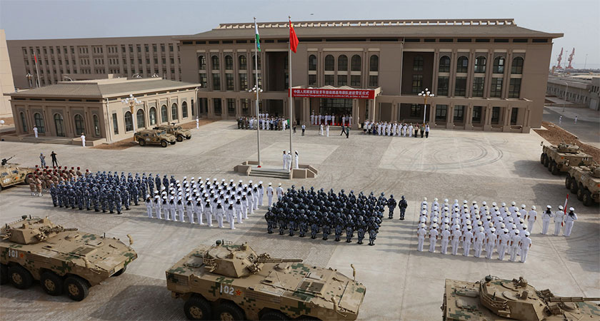 Will Djibouti Become Latest Country to Fall Into China's Debt Trap?