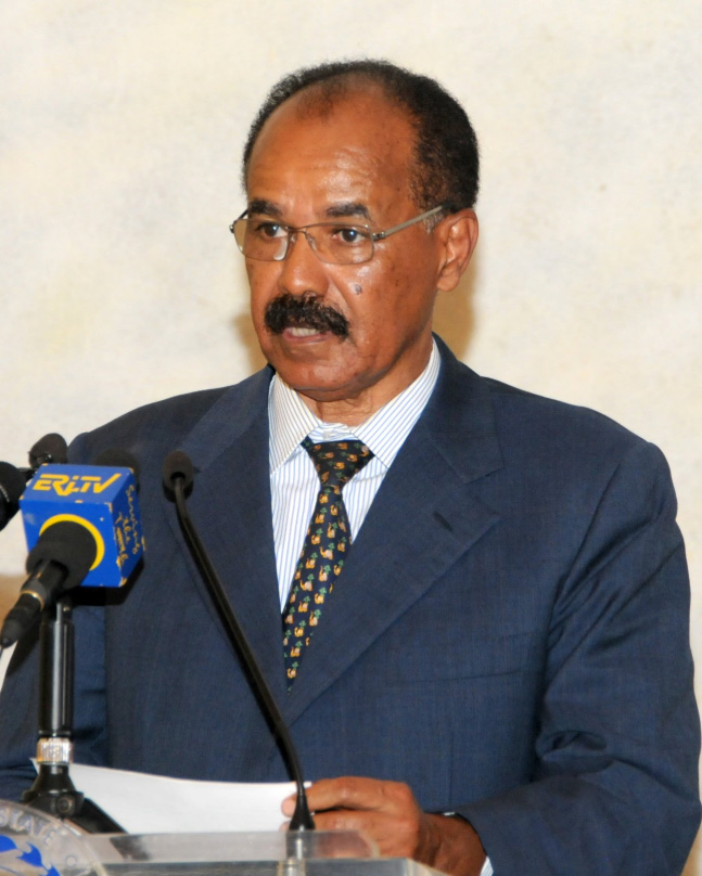 President Isaias Afwerki's Speech at Dinner hosted in Honour of President Salva Kiir and his delegation