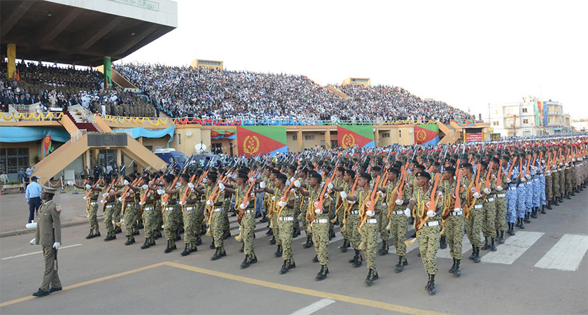 Eritrea May Slash Length of National Service