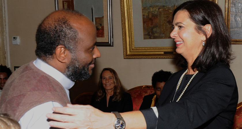 The Priest Friend of Laura Boldrini Imprisoned for Drug Dealing