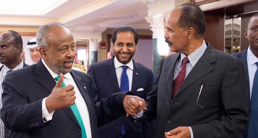 Eritrean president to visit Djibouti soon, according to FM of that country.